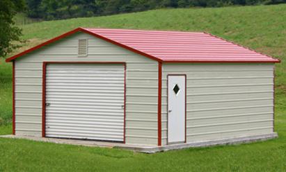 Metal Garages Florida Eversafe Garage Buildings For Hurricanes