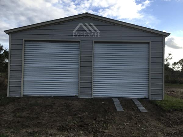 Florida Metal Garage Kit 4