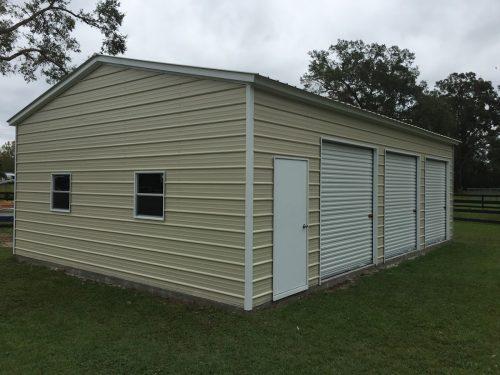 Florida Metal Building Kit