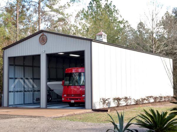 30x50 Metal Garage