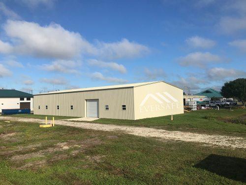 50x100 Warehouse Garage