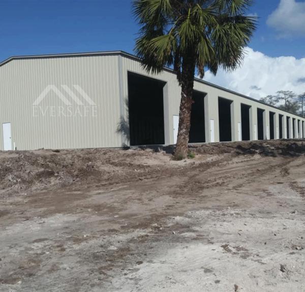 Florida Metal Warehouse Buildings