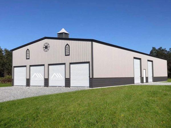 40x100 RV Storage Building