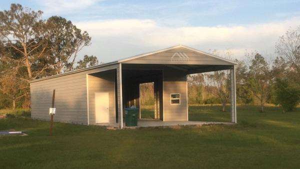 Carport Garage 2