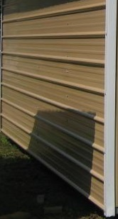 Horizontal Siding