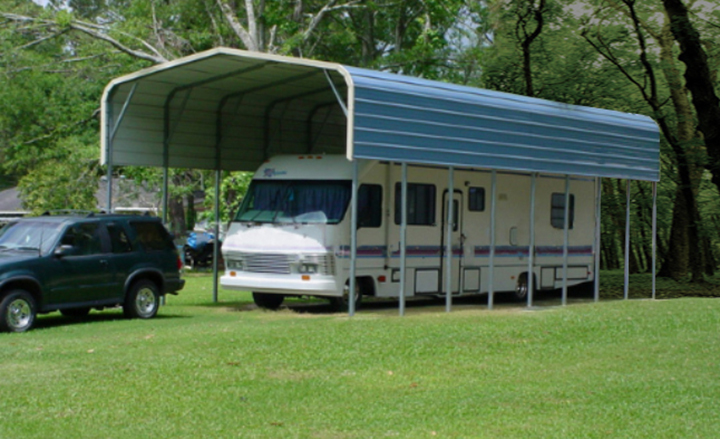 Rv Shelters From Eversafe Buildings