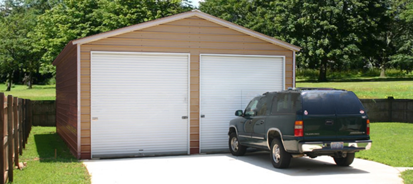 Steel buildings metal garages building kits prefab prices - Cost of modular homes vs building ...