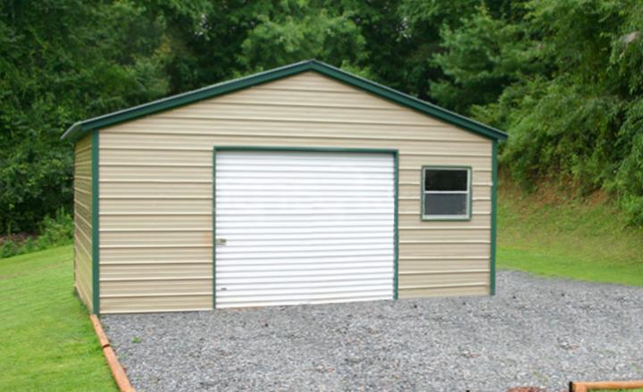 metal garage kits steel garages