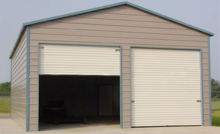 Metal Garages in Tennessee - Eversafe Buildings