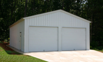 Ft myers steel garages metal buildings garage building kits for Garage packages nova scotia