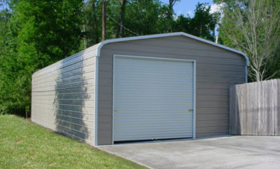 Ocala steel garage buildings metal garages building kits for Garage packages nova scotia
