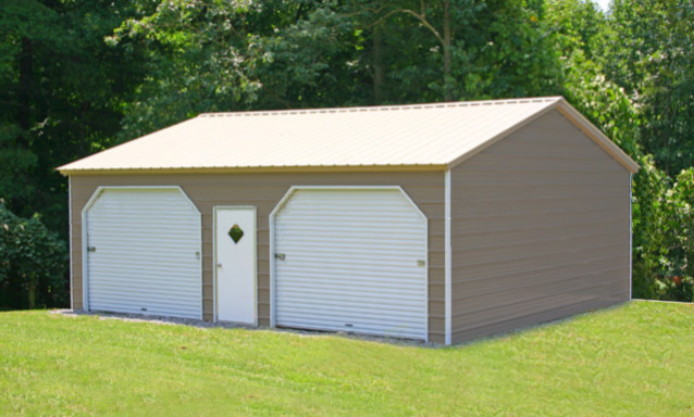 Orlando Steel Garage Building Kits Metal Buildings