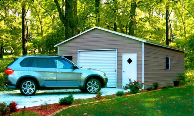 1-Car Garage