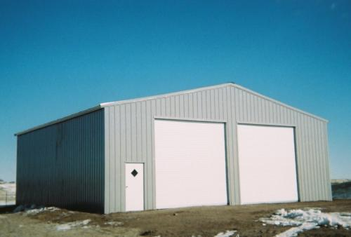 Commercial Metal Buildings Auto Repair Garage Workshop