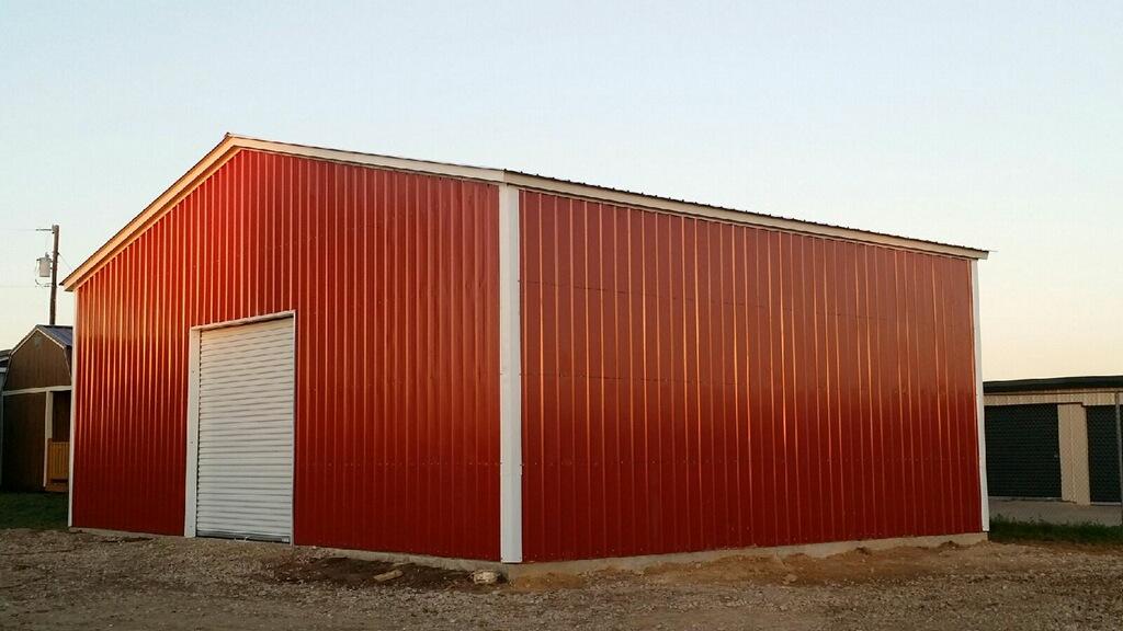 Agricultural Steel Buildings : Steel barns metal farm buildings agricultural building kits