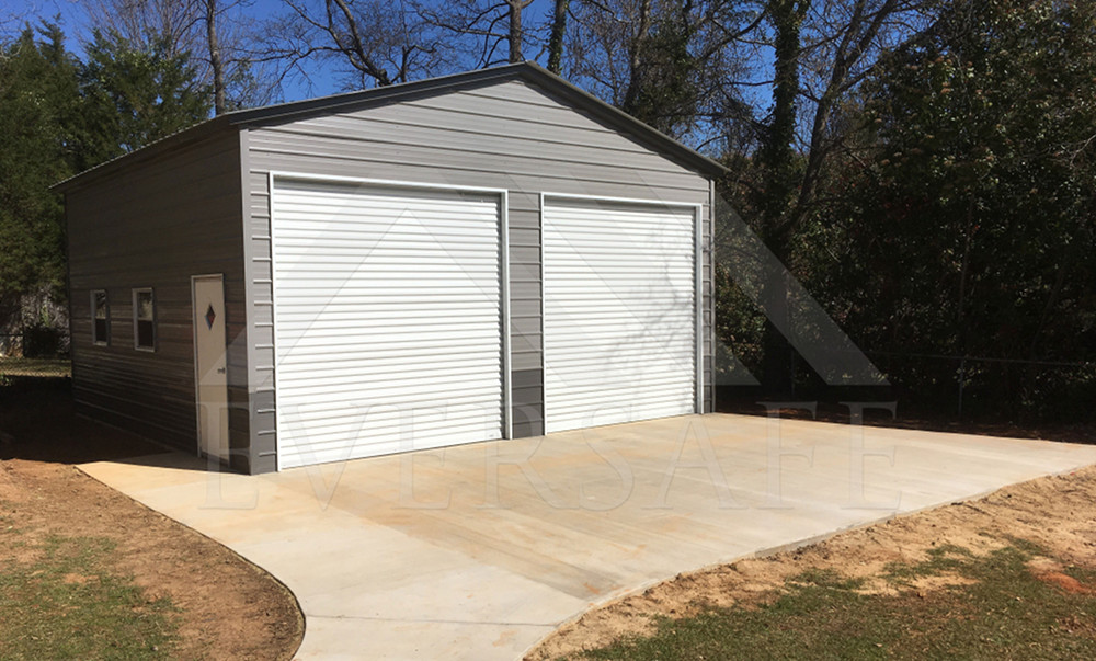 Austin texas metal garages garage buildings kits prices for Garage building cost