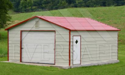 Abilene texas metal garages garage building kits prices for Garage packages nova scotia