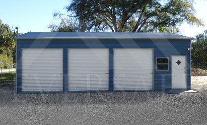 Steel garages texas garage building kits factory direct for Garage packages nova scotia