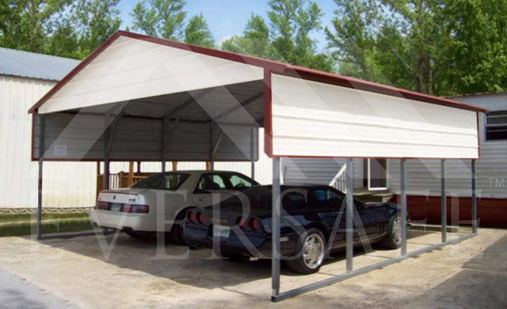 Metal Carports Steel Carport Kits Car Ports Portable Buildings