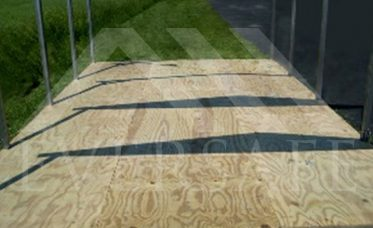 <p><strong>PRESSURE TREATED WOOD FLOOR </strong></p>