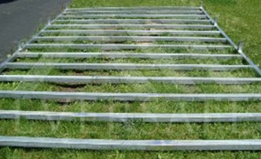 <p><strong>STEEL FLOOR FRAME</strong></p>