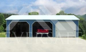 Three Car Garages
