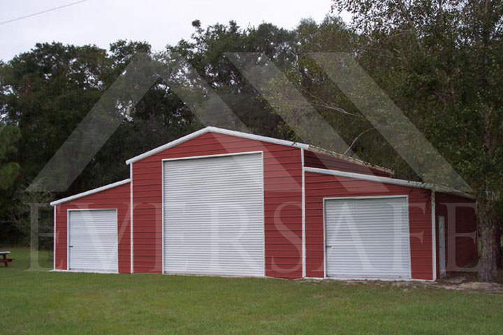 Augusta Metal farm buildings