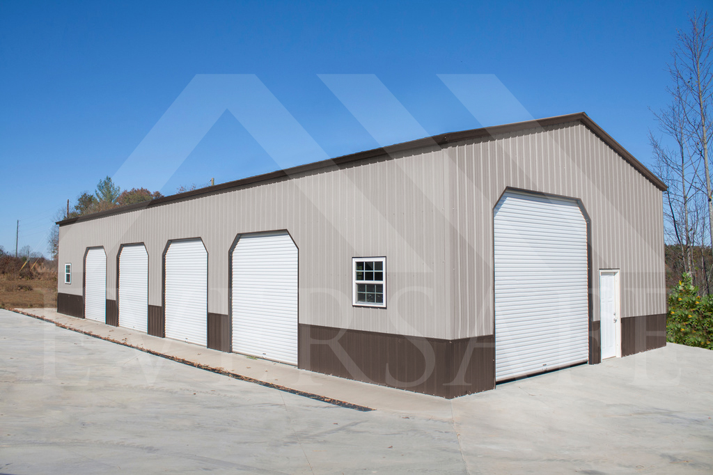 Atlanta Steel Garages, Prefab Garage Buildings in Georgia