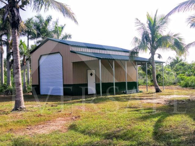 Farm Metal Garages