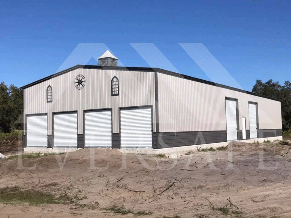 Custom Commercial Buildings
