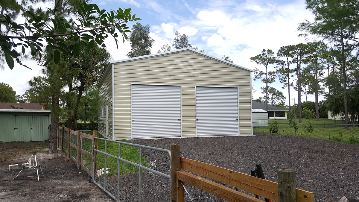 30x40 Residential Garage