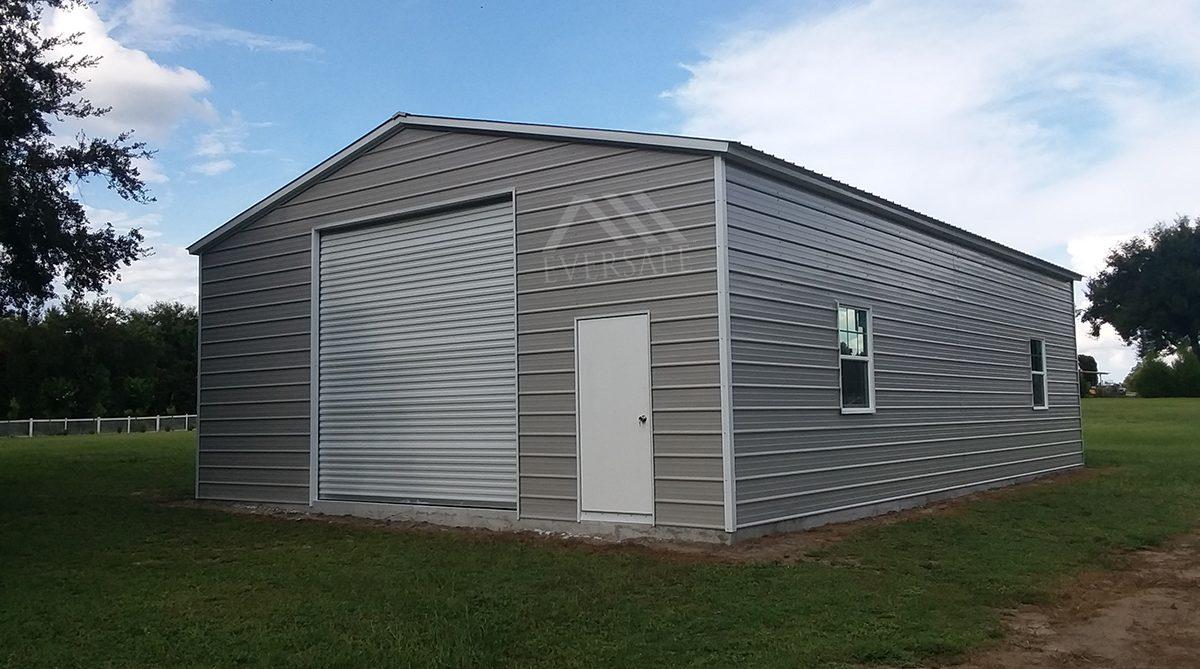 30x45 Metal Building Garage