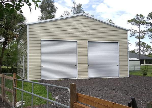 30×40 Steel Garage