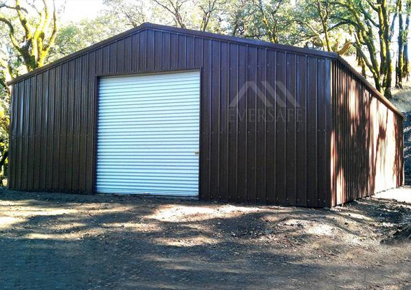 40×60 Steel Garage Building Kits