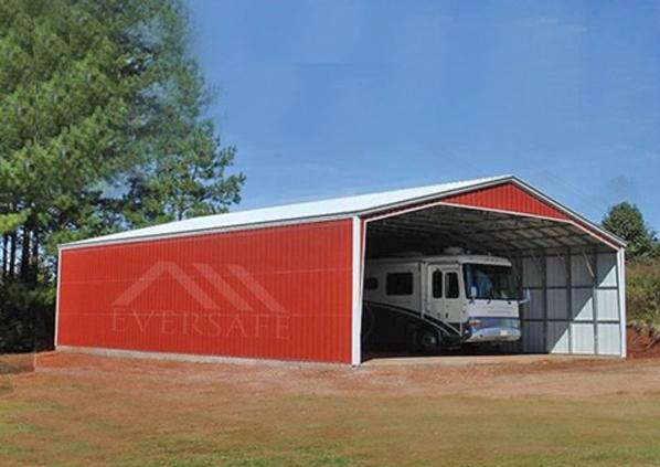 40X60 Steel Garages