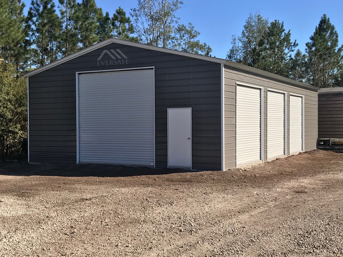 30x40 Metal Buildings Steel Building Kits Include Free Delivery Install