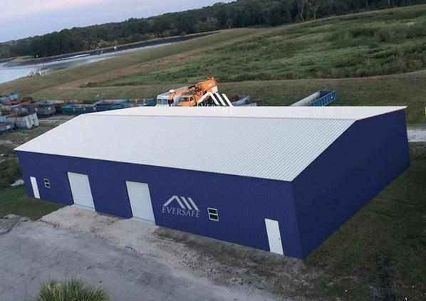 50×100 Metal Garages