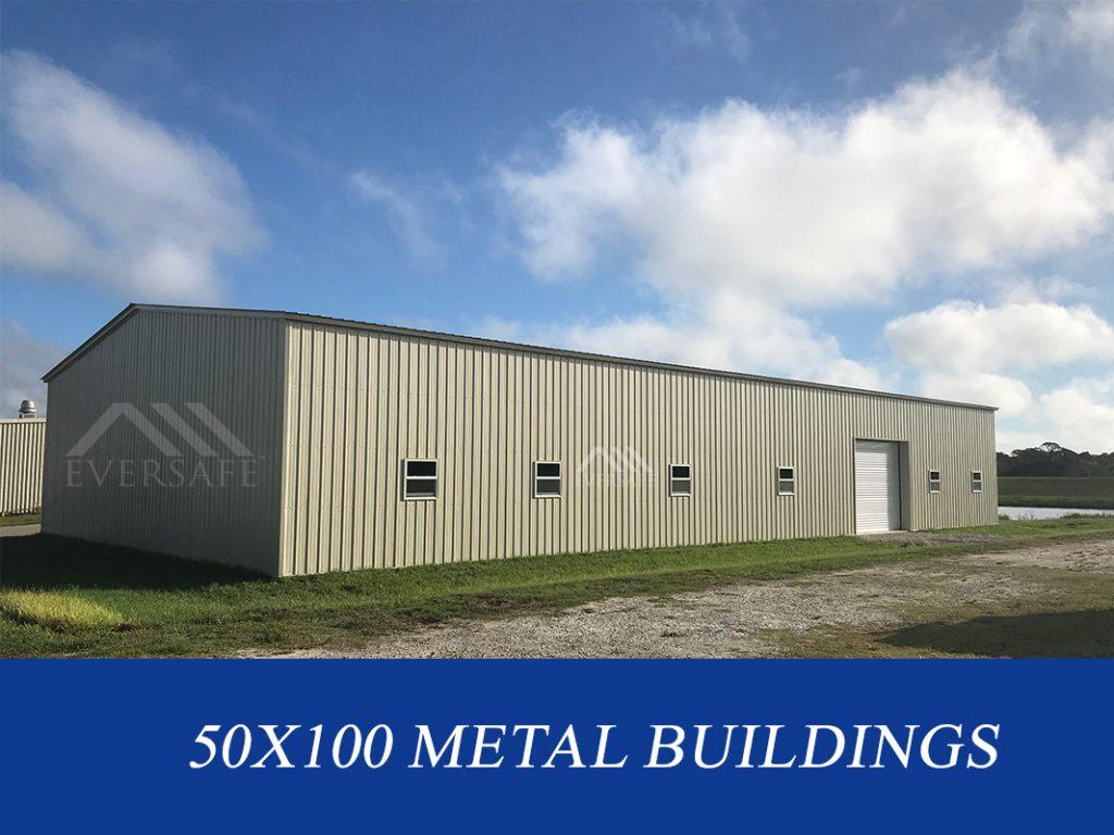 50x100 Metal Buildings