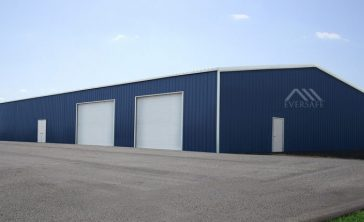 Commercial Metal Building