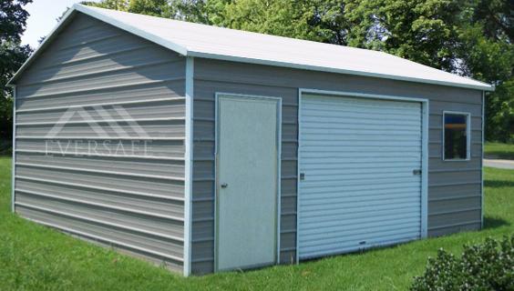 prefab garage building kit