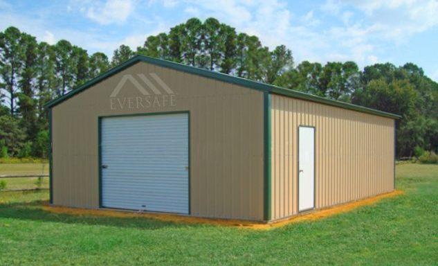 24x35 Garage kit