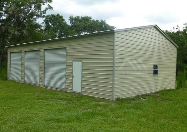 30×50 Steel Garage