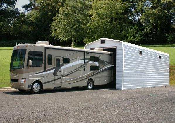 RV Shelter Garage 12x35