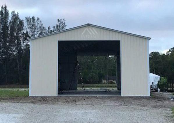 30×51 Metal Workshop Garage