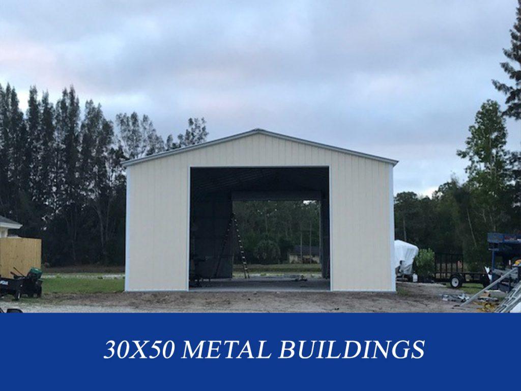 30x50 Metal Buildings