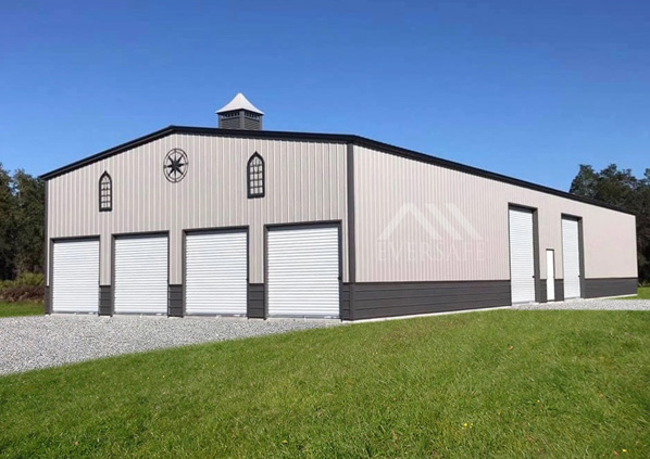 50×100 Warehouse Building