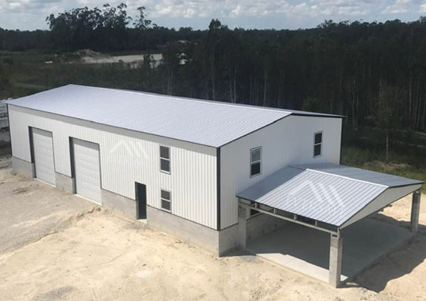50×100 Commercial Warehouse