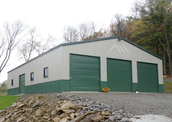 40×60 Steel Garage