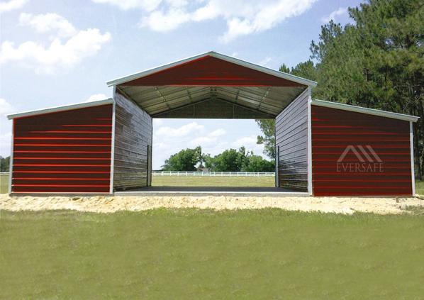 Metal Barns 40x30