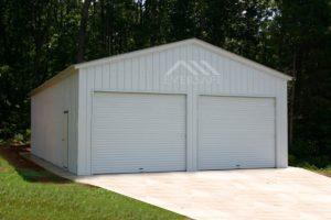 Prefab Garage in Texas